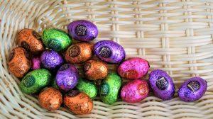 Comportamento dos preços dos Ovos de Páscoa