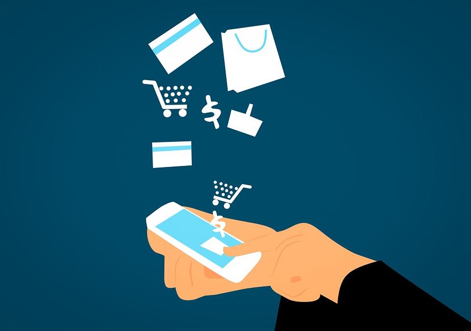 Comprando pela Internet: Brasil x EUA