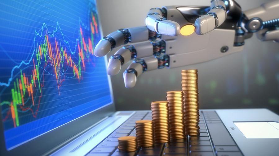 Os robôs podem te ajudar a investir!