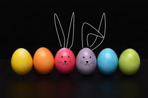 Ganhando com os Ovos de Páscoa